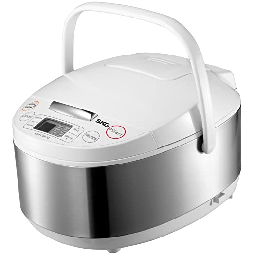 SKG Electric Rice Cooker 3L Multifunction Fully Automatic Non Stick EB FC38 22