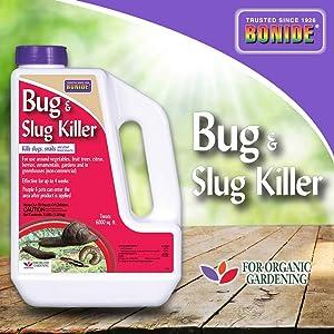 Bonide Chemical Co Inc 909 037321009092 Chemical Number-3 Bug and Slug Bait