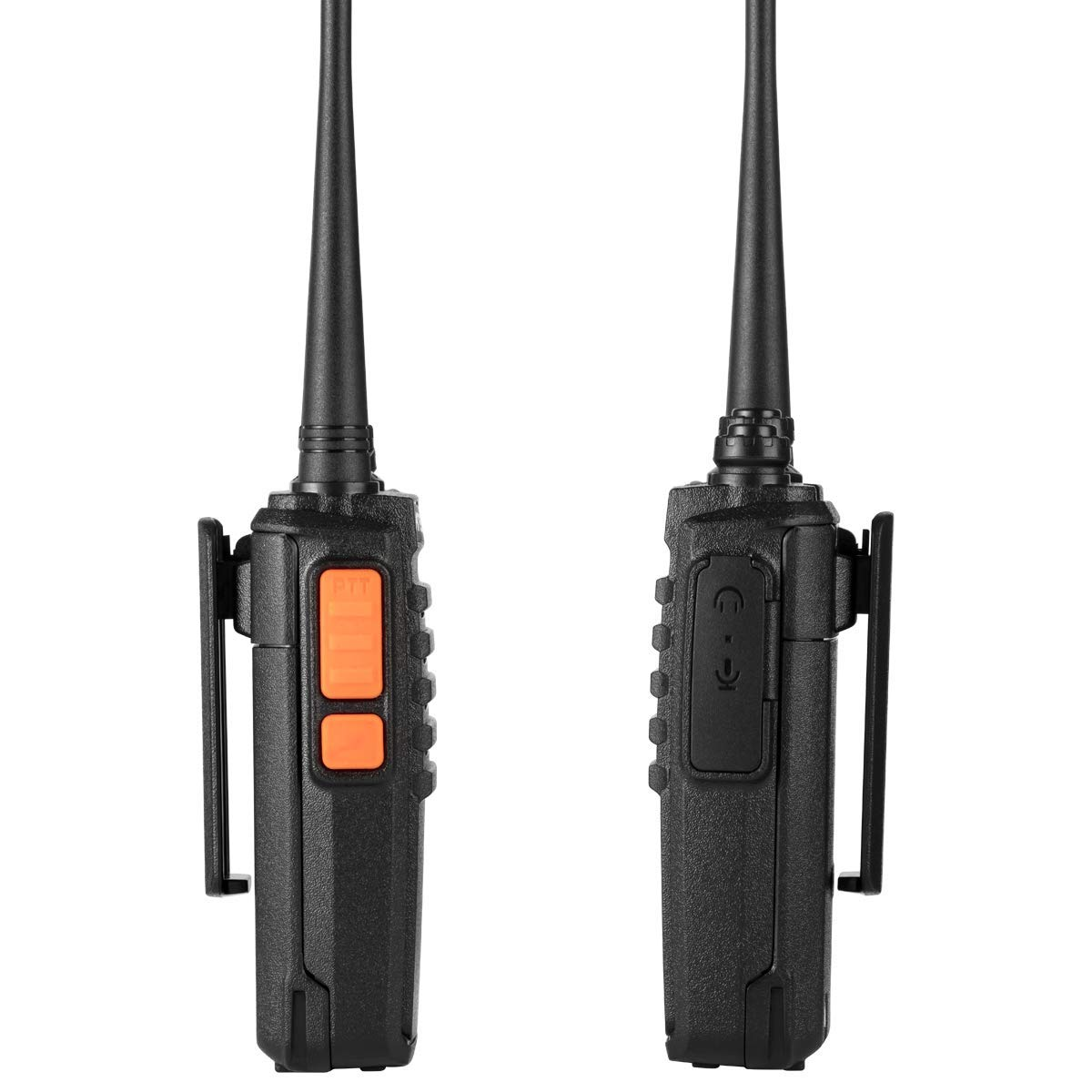 Shenzhen Xinchaohui Trading Co Ltd. 6 Pack ANSIOVON A-007 Rechargeable Long Range Two Way Radio-16 Channels-UHF 400-470Mhz-Include 2800 Mah Li-ion Battery-Professional Walkie Talkie-6W-Up to 15 Miles Long Range