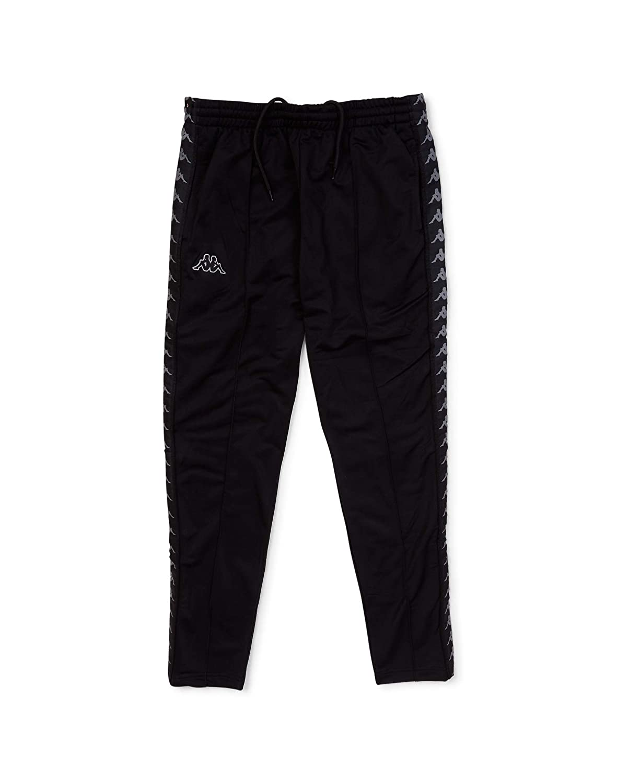 f50e5ce2 Kappa Mens 222 Banda Astoria Slim Snap Track Pants: Amazon.co.uk ...