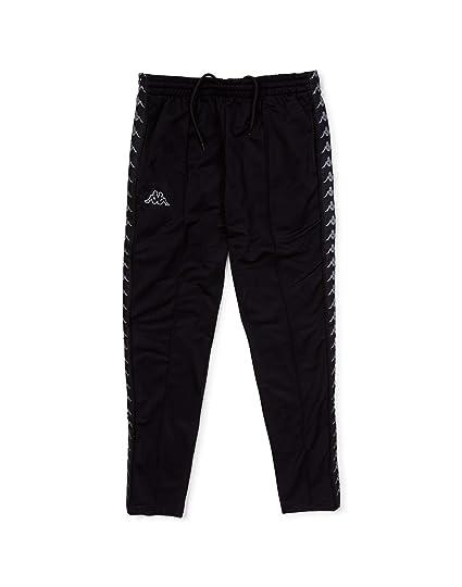 84f43ac56fcb5d Kappa Mens 222 Banda Astoria Slim Snap Track Pants  Amazon.co.uk  Clothing
