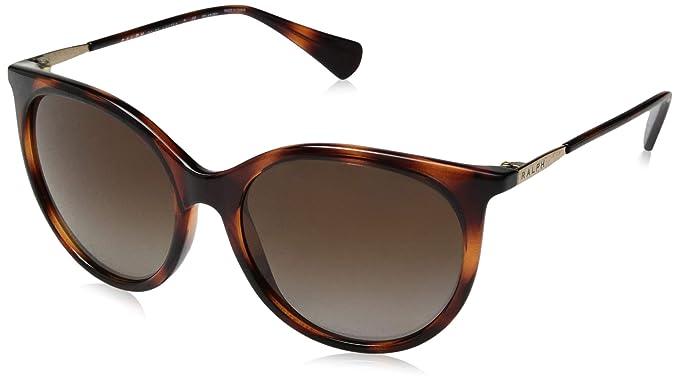 Ralph 0Ra5232, Gafas de Sol para Mujer, Dark Tortoise, 56 ...