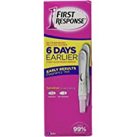 First Response Early Result Pregnancy Test, 2 Test