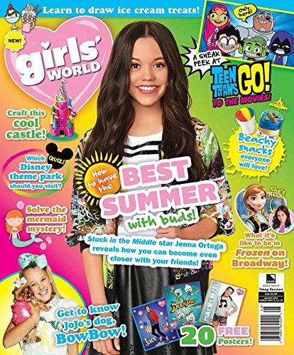 Magazines : Girls World
