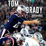New England Patriots Tom Brady 2020 Calendar
