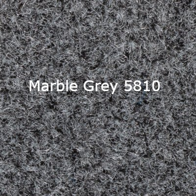 Standard 16 OZ Cut Pile Boat/Marine Carpet - Choose your length, width, and color! Made and shipped in the USA - Quality Guaranteed - Lowest Prices Online (Marble Grey 5810, 8ft W x 20ft L)