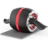 MKHS Ab Roller Wheel for Abs Workout, ab Wheel Roller for core Workout, ab Workout Equipment for Home Gym, Heavy Duty ab…