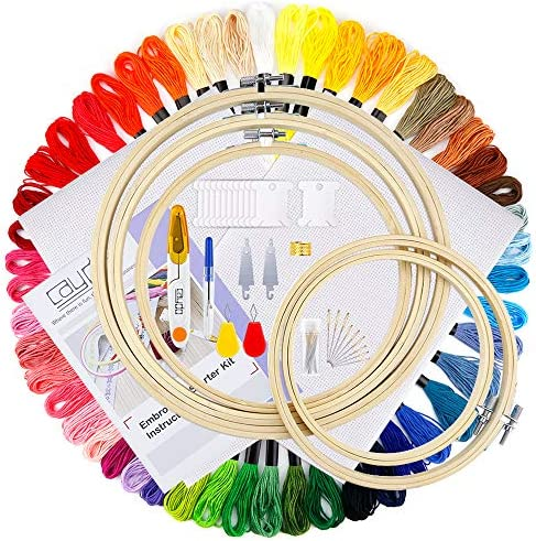 Caydo Embroidery Starter Including Beginners product image