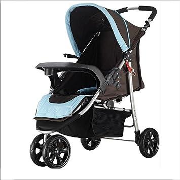 L&L Sillas de Paseo Baby Jogger City Mini Cochecito - Sencillo, Cochecito de bebé de