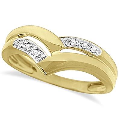 e13b25e94fa Buy Kiara Women s Rich Look American Diamond Ring  KIR0132 Online at ...