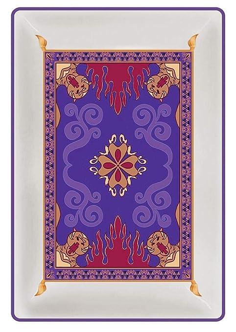 Buy Aladdin Ceramic Flying Magic Carpet Trinket Tray Online At Low