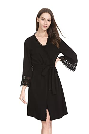 lantisan Modal Cotton Soft Robe for Women 96068aca2