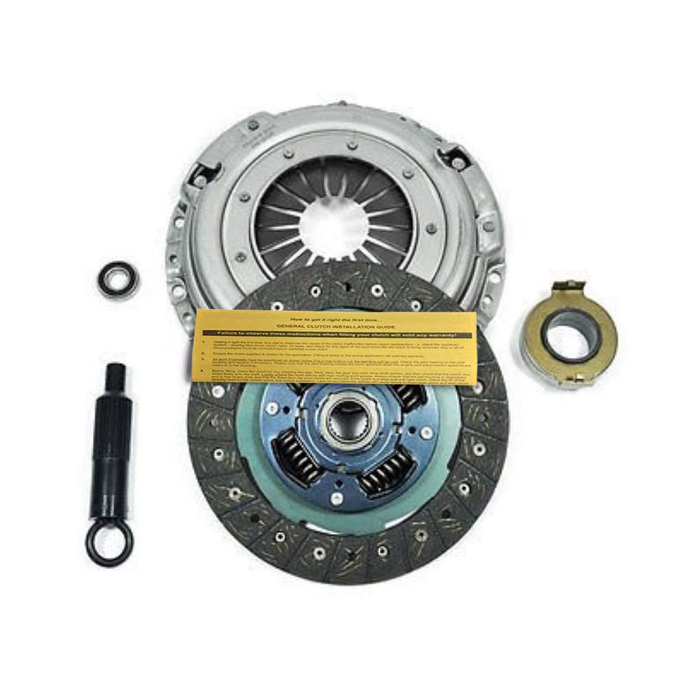 Amazon.com: EFT CLUTCH KIT 6/87-89 CHRYSLER CONQUEST TSi MITSUBISHI STARION ESi 2.6L TURBO: Automotive