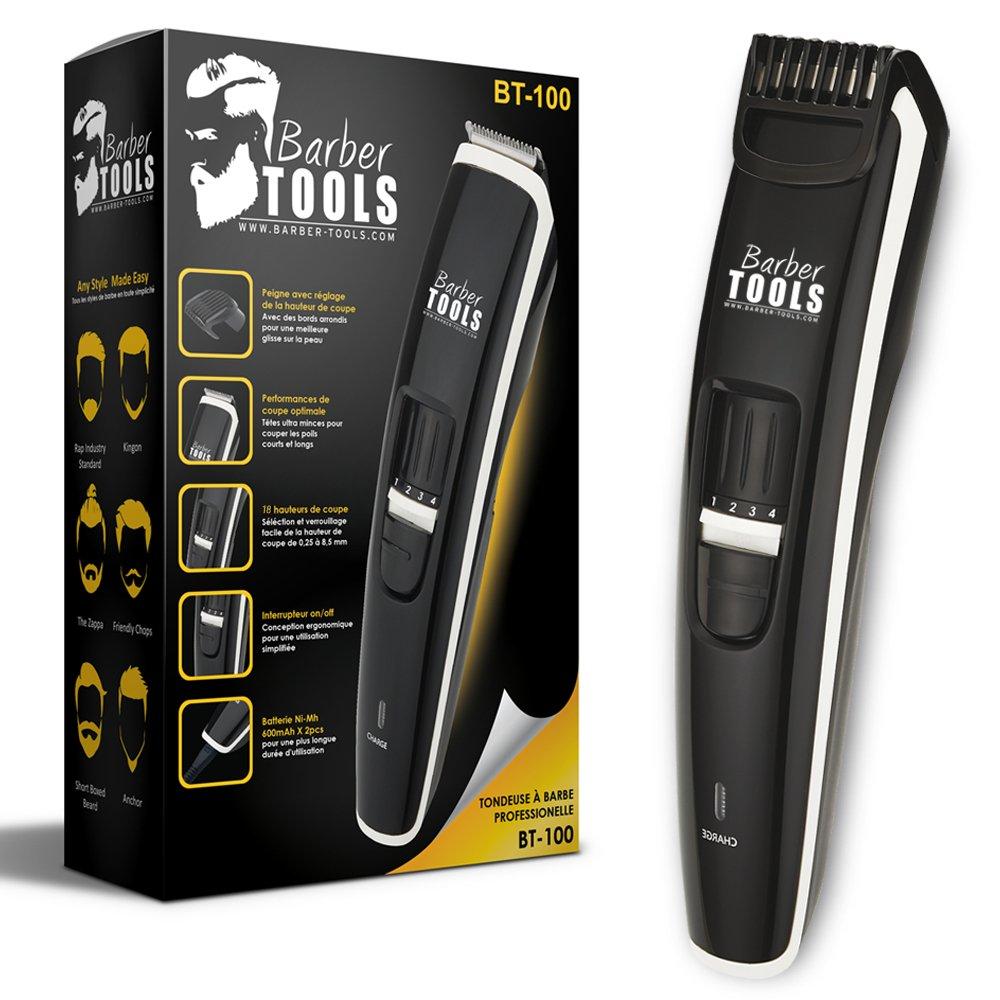 ✮ BARBER TOOLS ✮ Regolabarba BT-100 Pro - Regolabarba professionelle specialmente concepito per l'intrattiene della barba phone case