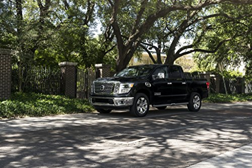nissan-texas-titan-2017-truck-print-on-10-mil-archival-satin-paper-black-front-side-static-view-18x2