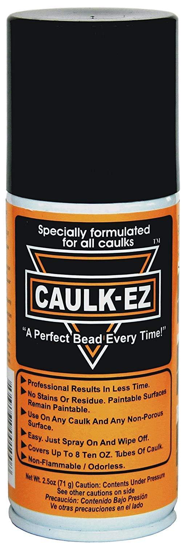 (EZ-4, Caulk Tooling Aid, 2.5 fl oz Spray Can