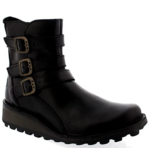 cheap 2014 FLY London Leather Ankle Boots w/ Buckles - Scop for cheap for sale clearance ebay cheap sale countdown package t4bcN