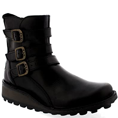 Womens Myso Leather Boots