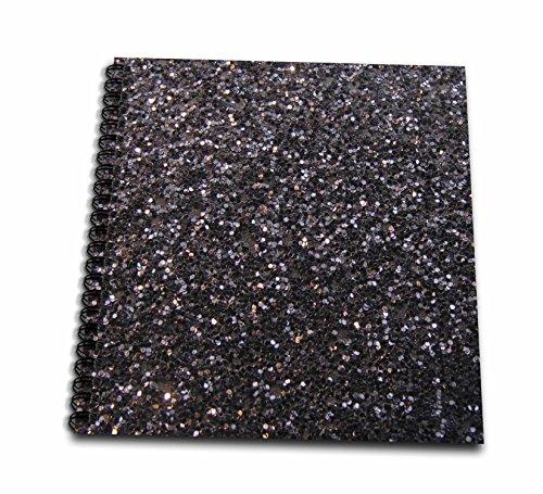3dRose db 112926 3 Glitter Glittery Glamorous