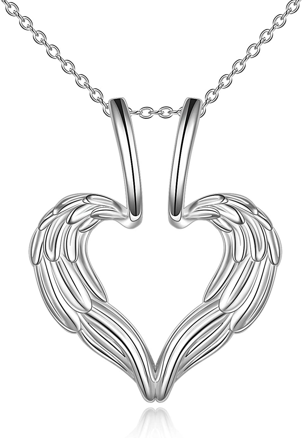 Mens Sterling Silver Ring Holder Necklace CHOOSE Ring Holder Size and chain Thickness Sterling Silver Ring Holder or Silver Plated Av.