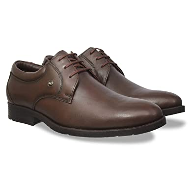 usa cheap sale large discount great fit Buy ID Men's Brown Formal Shoes at Amazon.in