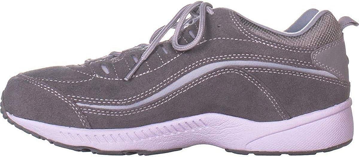 Romy Suede Walking Shoes Medium Gray
