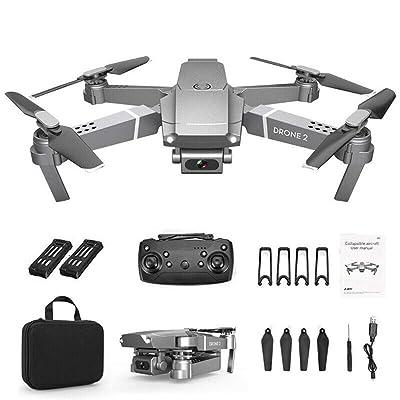 2020 New Drone x pro 2.4G Selfie WiFi FPV with 720P HD Camera Foldable RC Quadcopter RTF (B): Camera & Photo