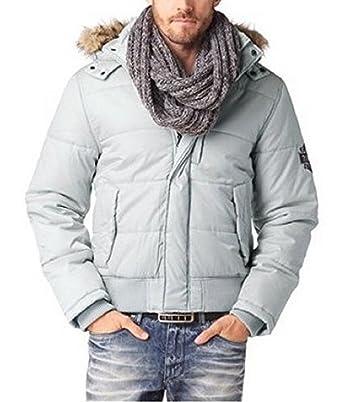 De Norskin Gris Veste 56 D'hiver Homme Pour Axa1xg