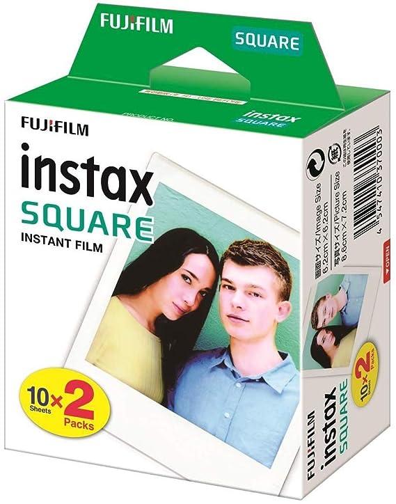 Fujifilm Instax mini Black - Película instantánea: Amazon.es ...