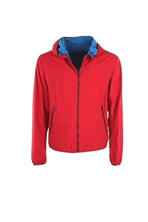 sale retailer d6758 0cac4 COLMAR Giubbotto Uomo 46 Azzurro/Rosso 1842 5se Primavera ...