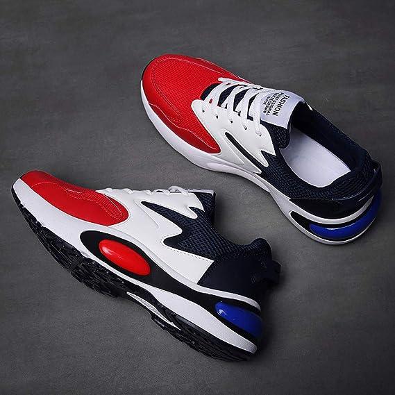Darringls Zapatos de Running para Hombre Mujer Zapatillas Deportivo Outdoor Calzado Asfalto Sneakers Zapatillas Deportivas de Mujer Running Sneakers Respirable Zapatos 39-44: Amazon.es: Ropa y accesorios
