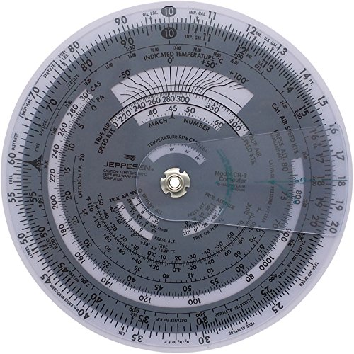 Jeppesen CR-3 Circular Computer (6'' diameter) JS514237