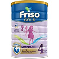 Friso Gold Stage 4 Growing Up Milk with 2'-FL for Toddler 3+ years, 1800g