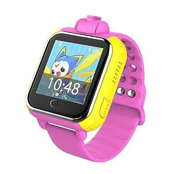 Shinning-Star Smart Watch Kids Montre Connectée pour Enfant Garçons Filles avec Ecran Tactile Smart