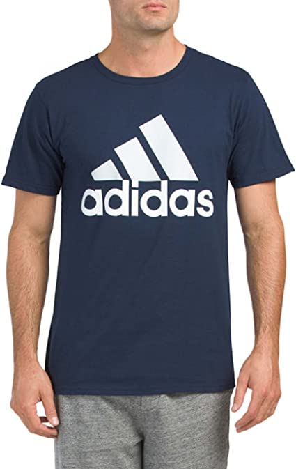 adidas Men's Logo T Shirt