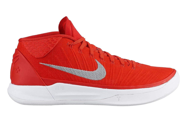 best service dc0fb f6da8 Nike Men's Kobe AD TB Basketball Shoes-Orange Blaze/Metallic Silver-11