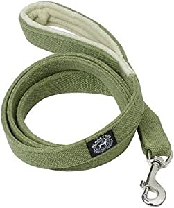 Planet Dog 5' Natural Hemp Leash with Fleece Handle