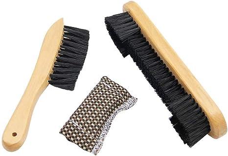 Yangxue Juego de mesa de billar con cepillo para billar y taco de billar, paño de limpieza multifunción, entretenimiento en el hogar con paño, No nulo, como se muestra en la imagen.: