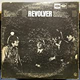 The Beatles Revolver vinyl record