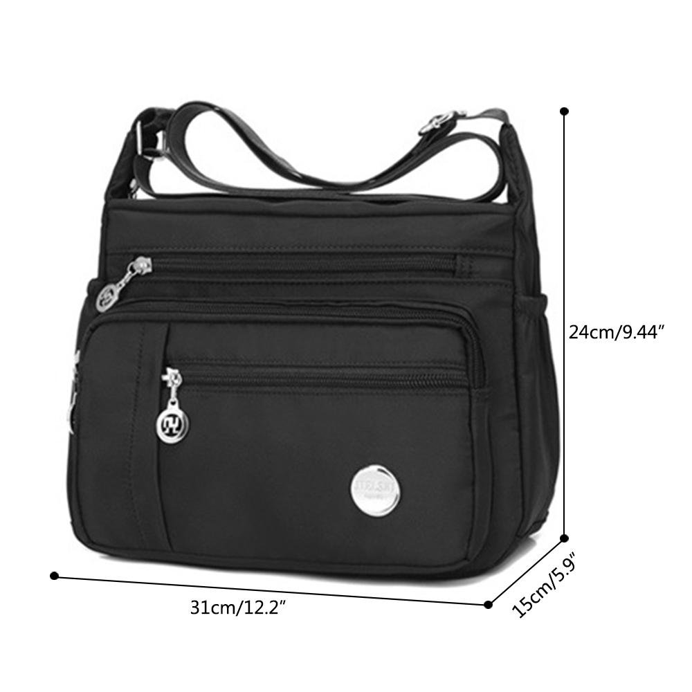 Amazon.com   Aolvo Waterproof Crossbody Bag for Women with Anti ... 02a73c44bd4c4