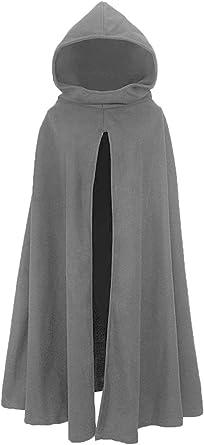 Damen Neu Long Arm Kapuze Hoodie Trenchcoat Outwear Parka Plain Oversize Mantel