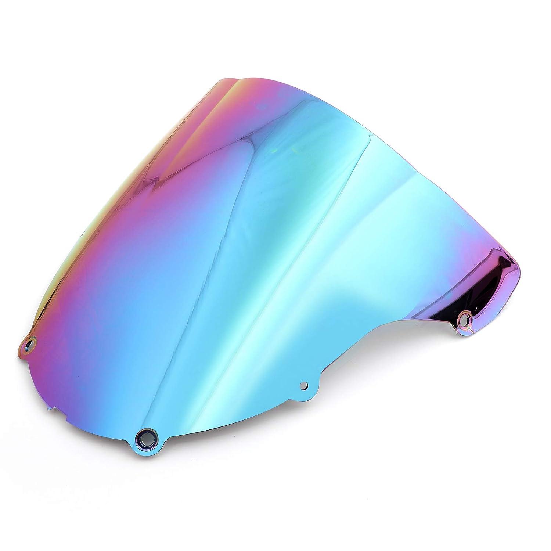 Areyourshop Windshield WindScreen Double Bubble ZX6R ZX6-R 636 2003-2004