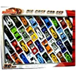 NEW 36 Pcs Die Cast F1 Racing Car Vehicle Play Set Cars Kids Boys Toy
