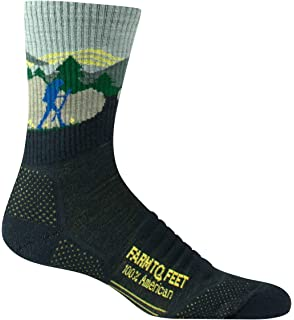 Farm to Feet Damascus Lightweight Technical Low Merino Wool Socks