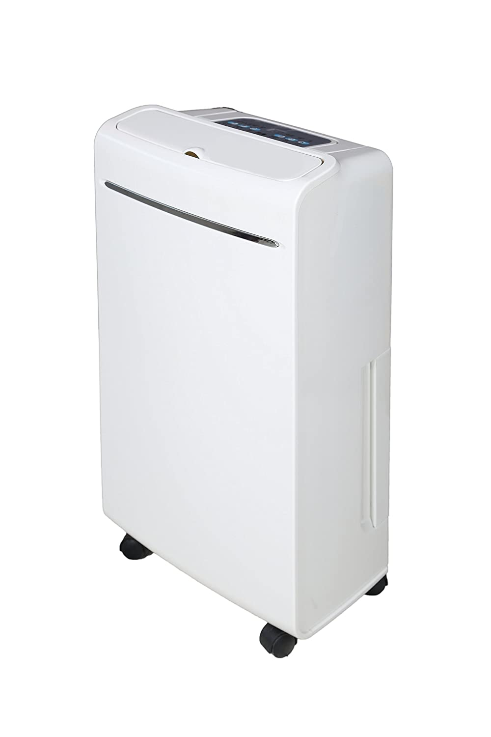 Dehumidifier that will remove 12 litres of moisture per day. Its suitable for a large room and house. Its quiet, robust and very reliable. Smells ,Moulds and infections eliminated. 3 Year GUARANTEE. sean burke