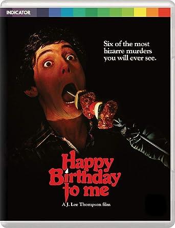 Happy Birthday to Me [Blu-ray] [Import]: Amazon ca: Frances