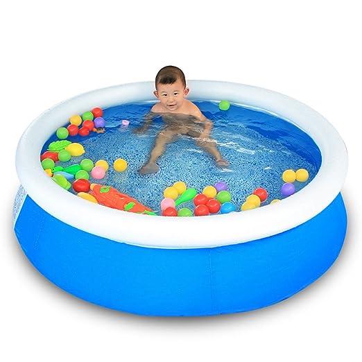 ASL Piscina de la familia Niños inflados Play Pool Fold ...