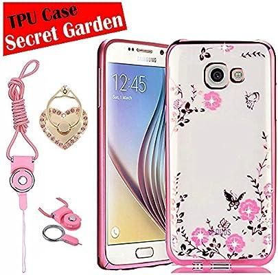 Amazon com: Samsung Galaxy J7 Prime Case, [eBuyLife] Soft Clear TPU