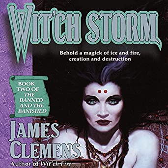 Witch Storm: 2 (Banned & the Banished)