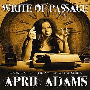 Write of Passage Audiobook